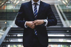 Photo d'un dirigeant d'entreprise