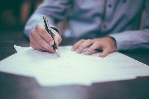 Documents administratifs en entreprise