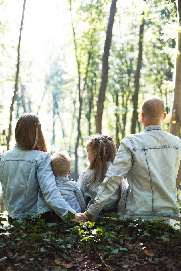 congé parental pour passer du temps en famille