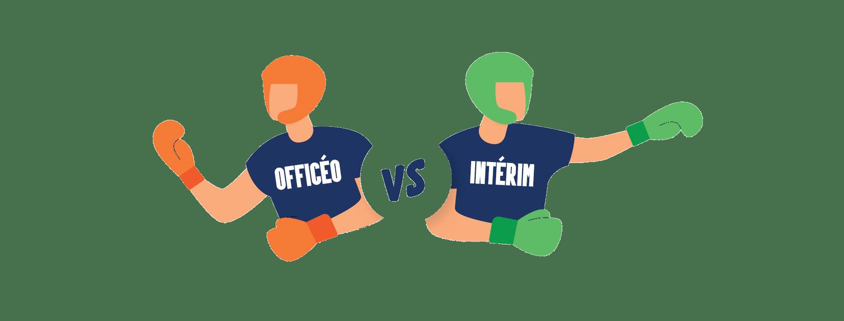 Comparatif interim