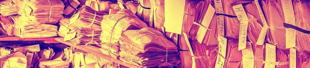 conservation documents entreprise
