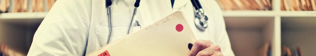 classement et archivage des dossiers médicaux