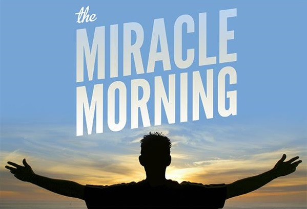 Hal Elrod Miracle Morning