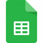 Utiliser Google Sheet